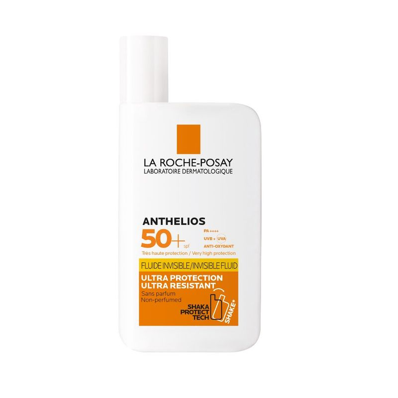 La Roche-Posay Anthelios Invisible Fluid SPF 50+, 50ml