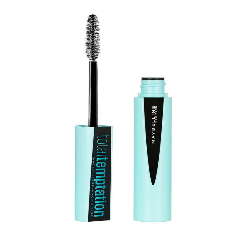 Maybelline Temptation Mascara Waterproof, 9.4ml