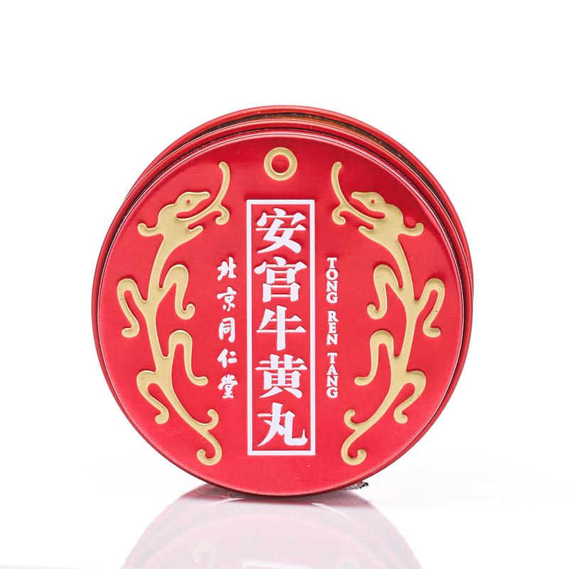Tong Ren Tang Angong Niuhuang Wan 1pc