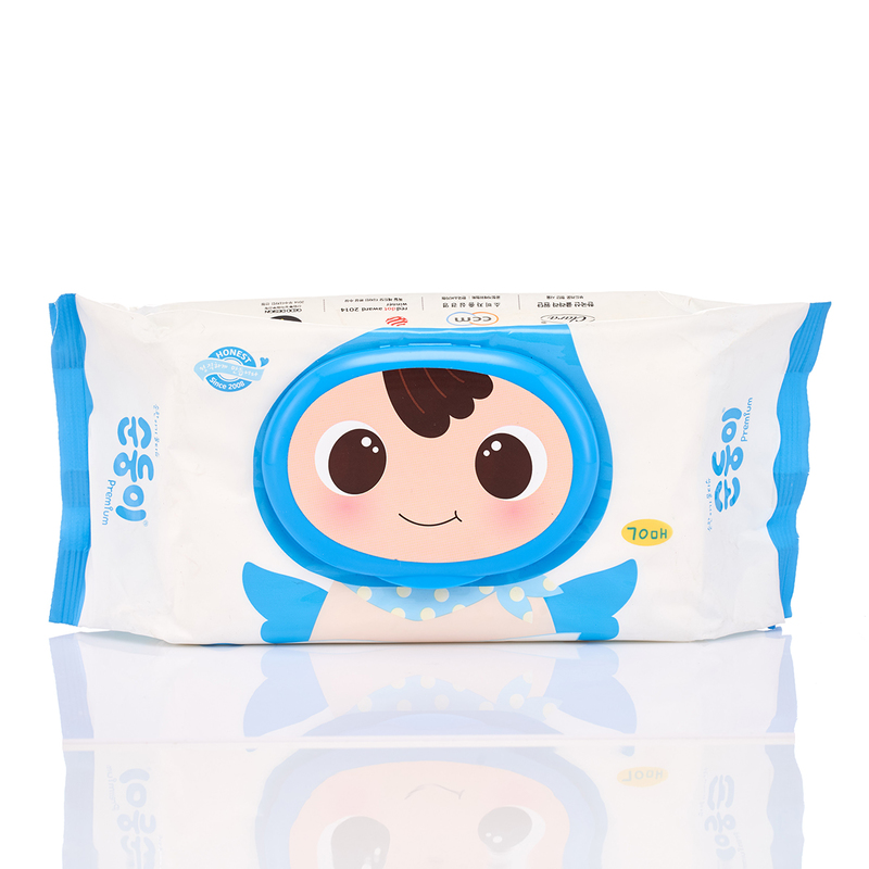 Soondoongi Premium Baby Wet Tissue70pcs
