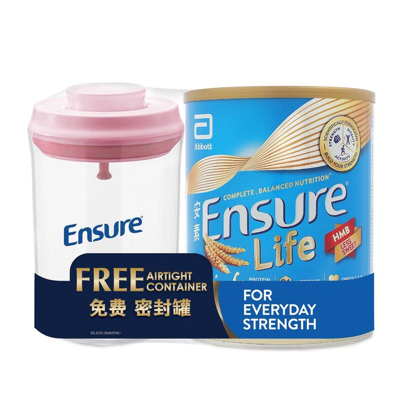 Ensure Wheat 850G Bw Container