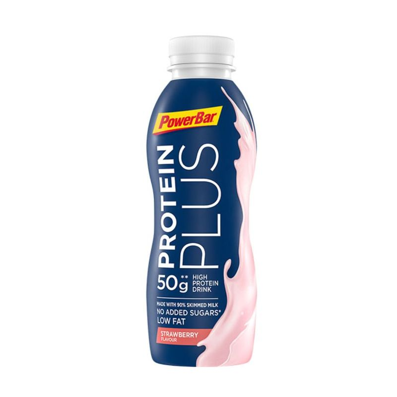 Powerbar Protein Plus Drink Strawberry, 500ml