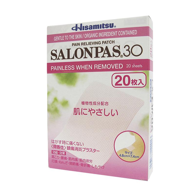 Pain Relieving Patch 30 20pcs
