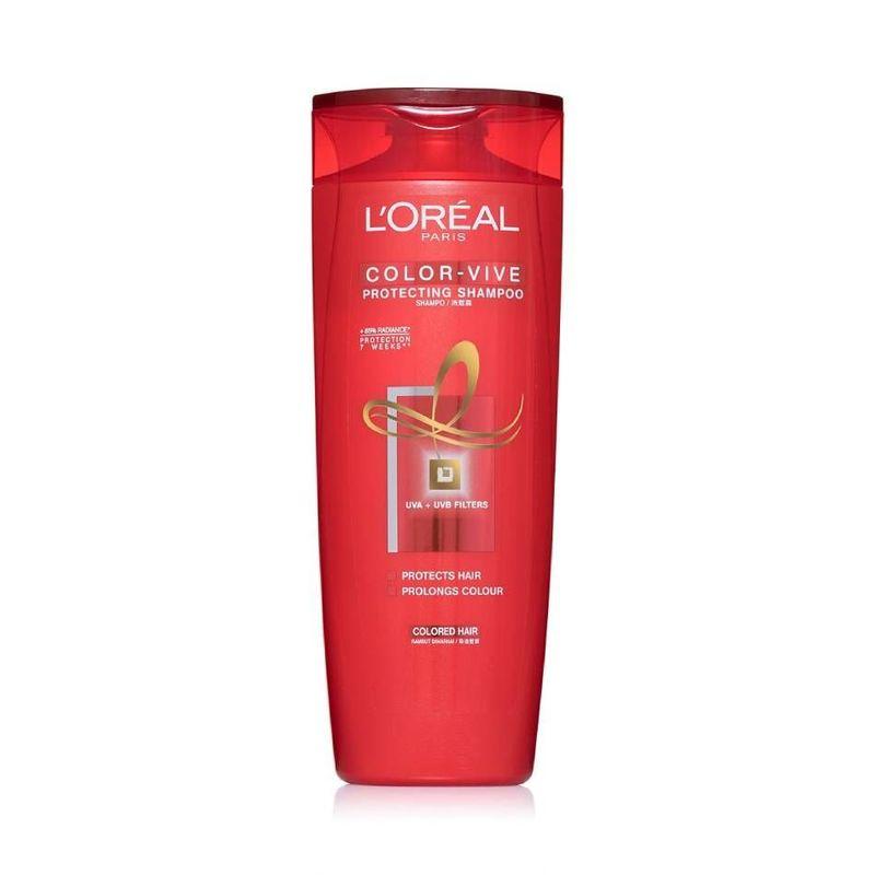 L'Oreal Paris Elseve Colour-vive Shampoo 330ml