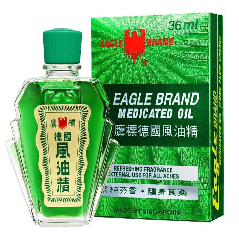 Eagle Medicated Oil 36ml