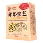 Bio World Canada Maitake&Ganoderma Lucidum Spore 72 Tablets