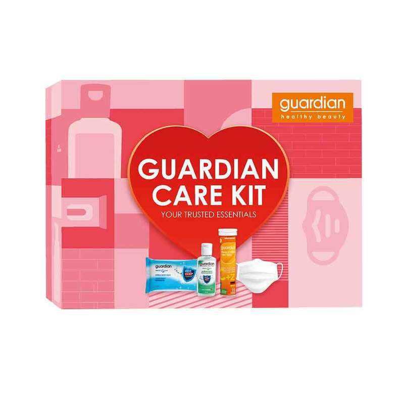 Guardian Health Essentials Care kit 1 Set (Value Worth $16.90)