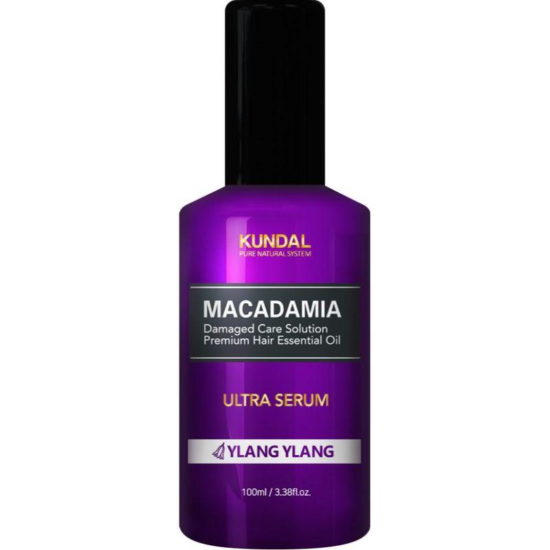KUNDAL Macadamia Ultra Hair Serum - Ylang Ylang 100ml