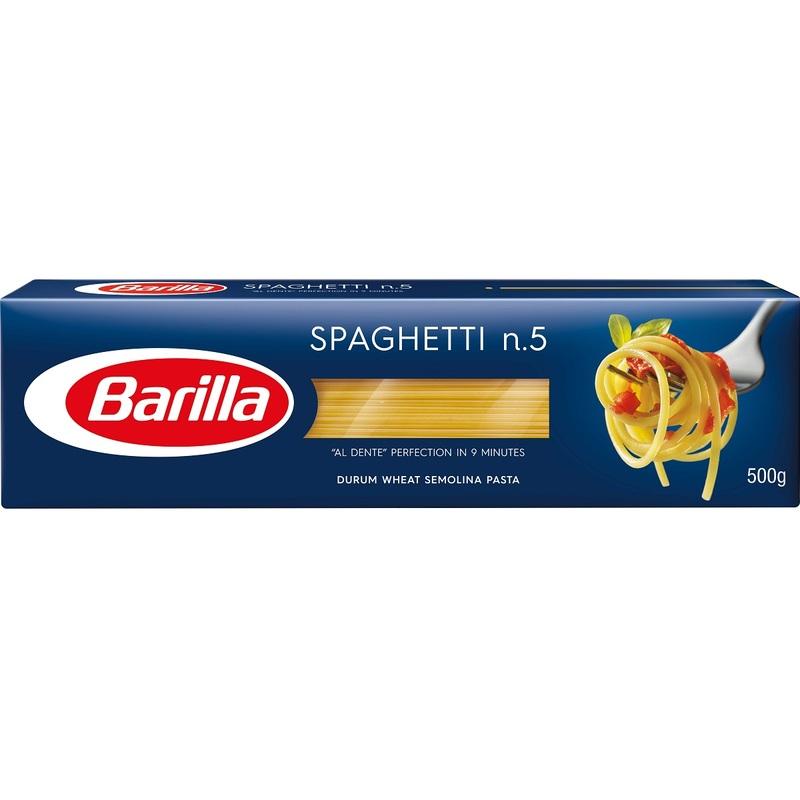 Barilla Spaghetti N5 500g x2 -F