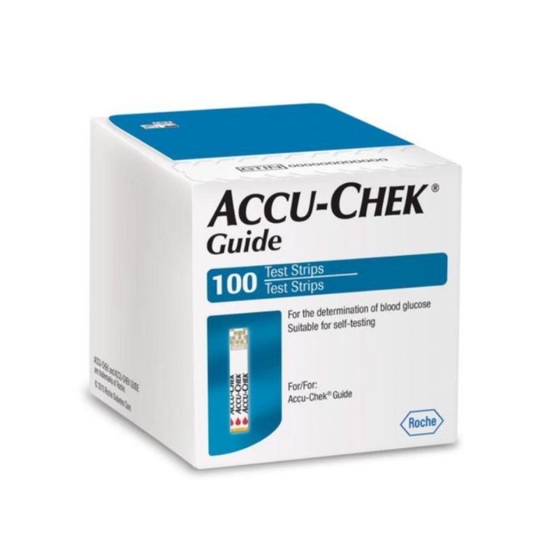 Accu-Chek Guide Test Strip 100S