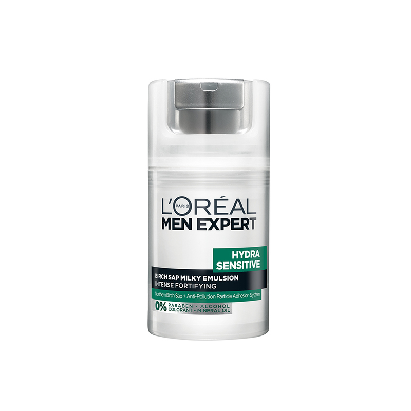 L'Oreal Men Expert Hydra Sensitive Milky Emulsion, 50ml