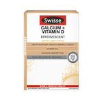 Swisse Calcium+Vitamin D Effervescent 60pcs