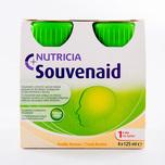 Nutricia Souvenaid Vanilla 4x125ml