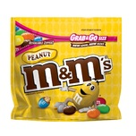 M&M's Peanut Stand Up Pouch 155.9g