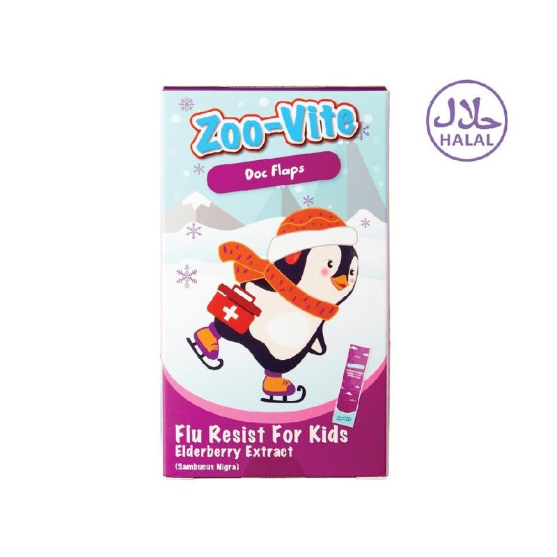 Nature's Essentials Zoo-Vite Flu Resist 15sachets