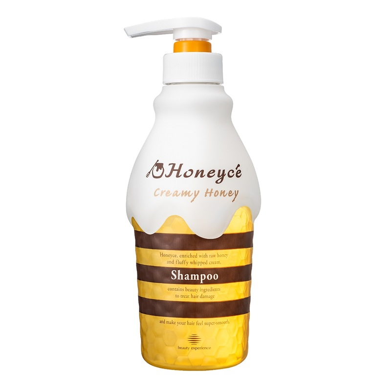 Honeyce Deep Moist Repair Shampoo 480mL
