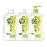 Dettol Anti-Bacterial Hand Wash (Lasting Fresh) Pack 500gx3pcs