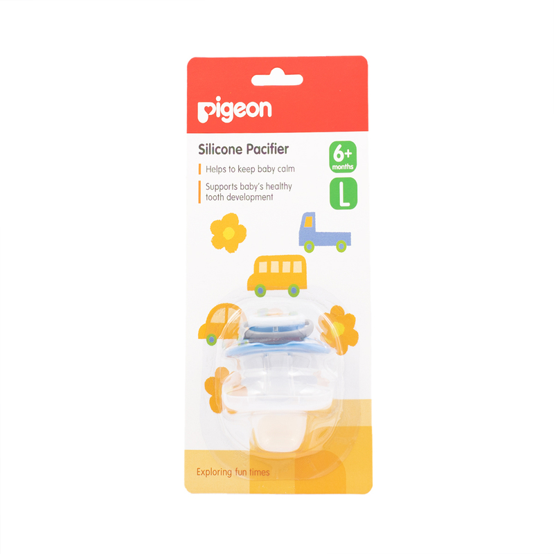 Pigeon Silicone Pacifier N744