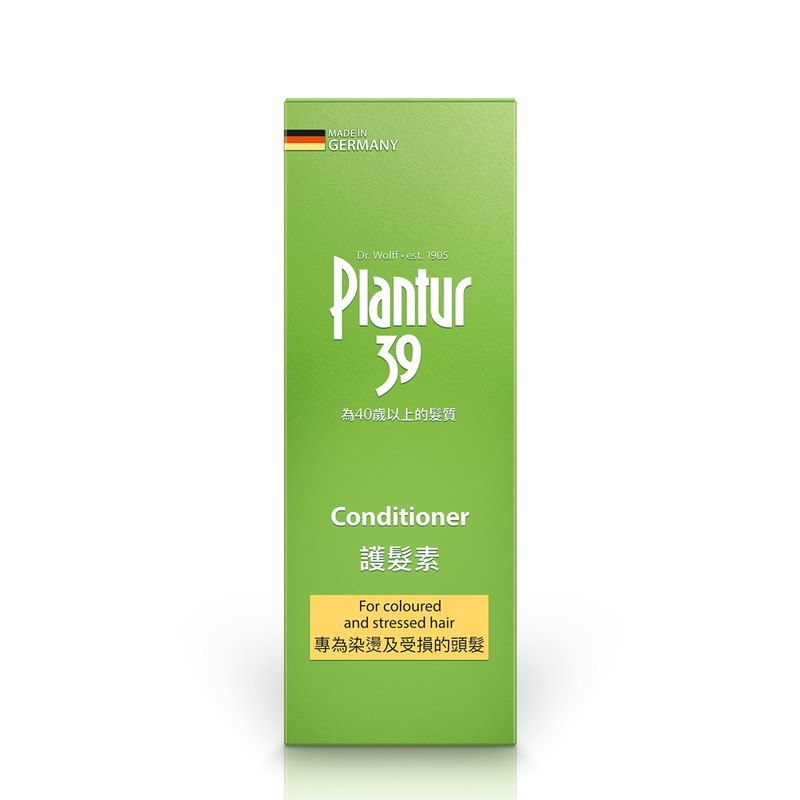 Plantur 39 Phyto-Caffeine Conditioner for Coloured and Stressed Hair 150mL
