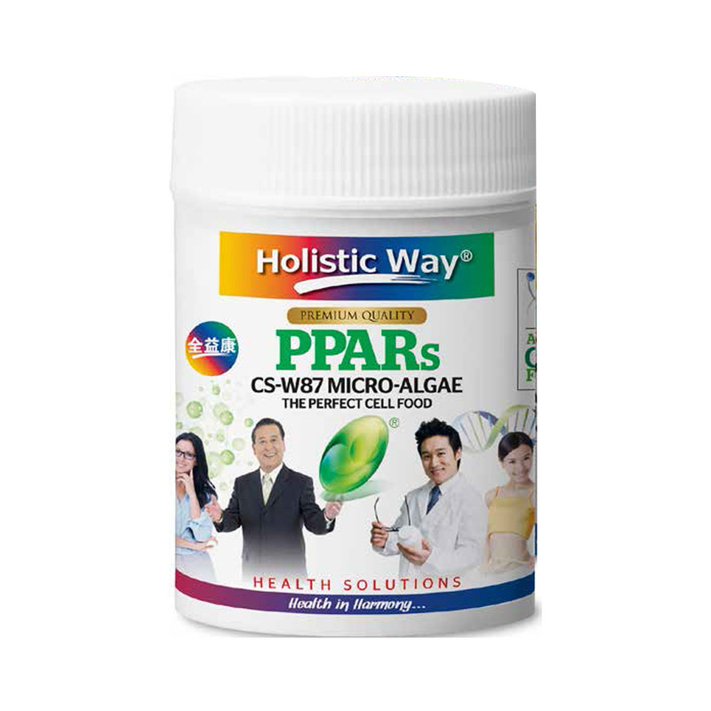 Holistic Way PPARs, 300 tablets