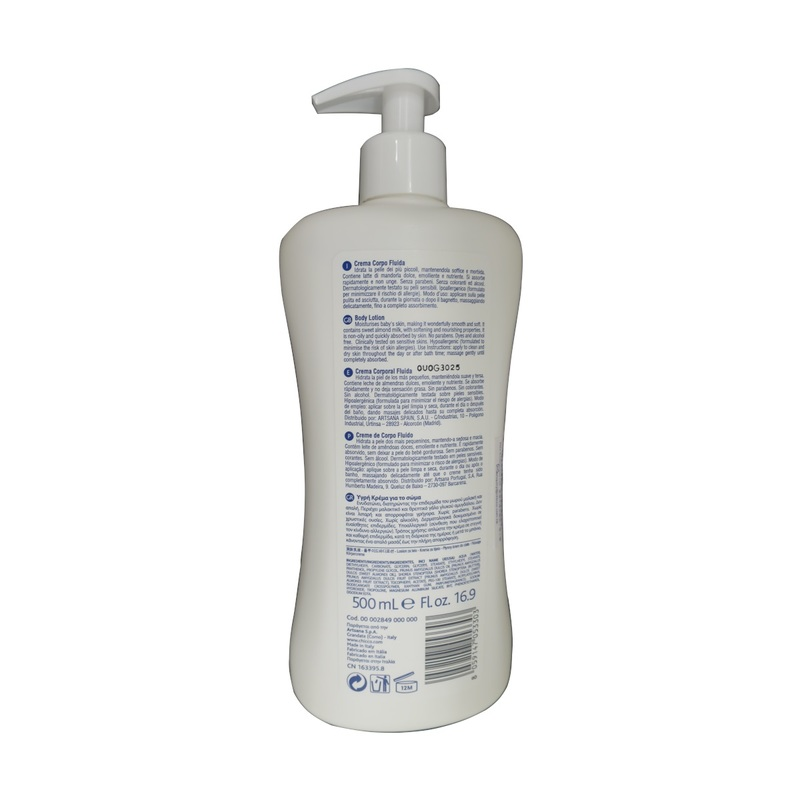 Chicco Body Lotion 500mL