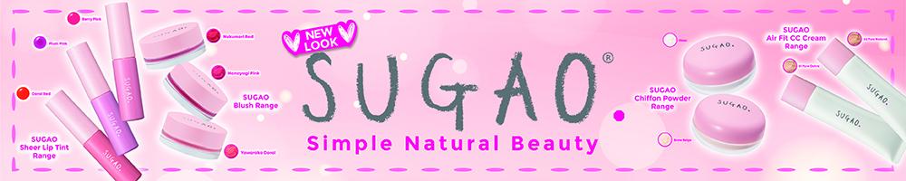 Sugao brand Image