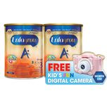 Enfagrow A+ Stage 3 360DHA+ BG Twinpack 1.8kg FREE Kid's Camera