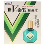 New V Rohto Plus Eye Drops 13mL