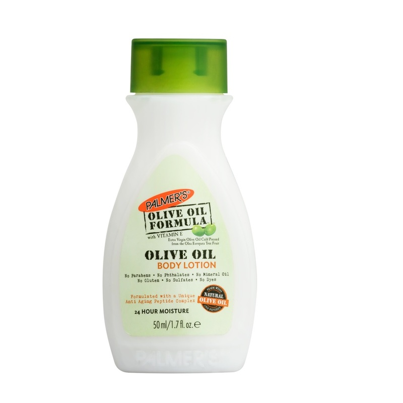 Palmer's Olive Oil Formula Olive Oil Body Lotion Travel Size, 50ml