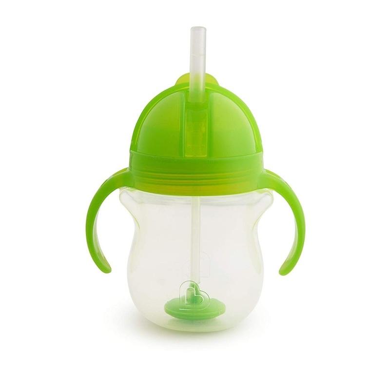 Munchkin Cl Straw Cup 207mL