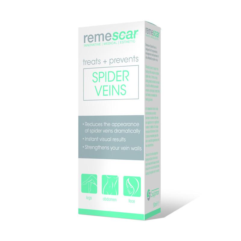 Remescar Spider Veins, 50ml