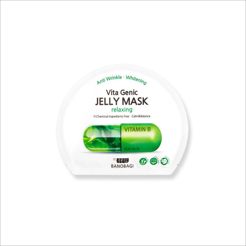 Banobagi Vita Genic Jelly Mask Relaxing