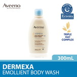 Aveeno Dermexa Body Wash, 300ml
