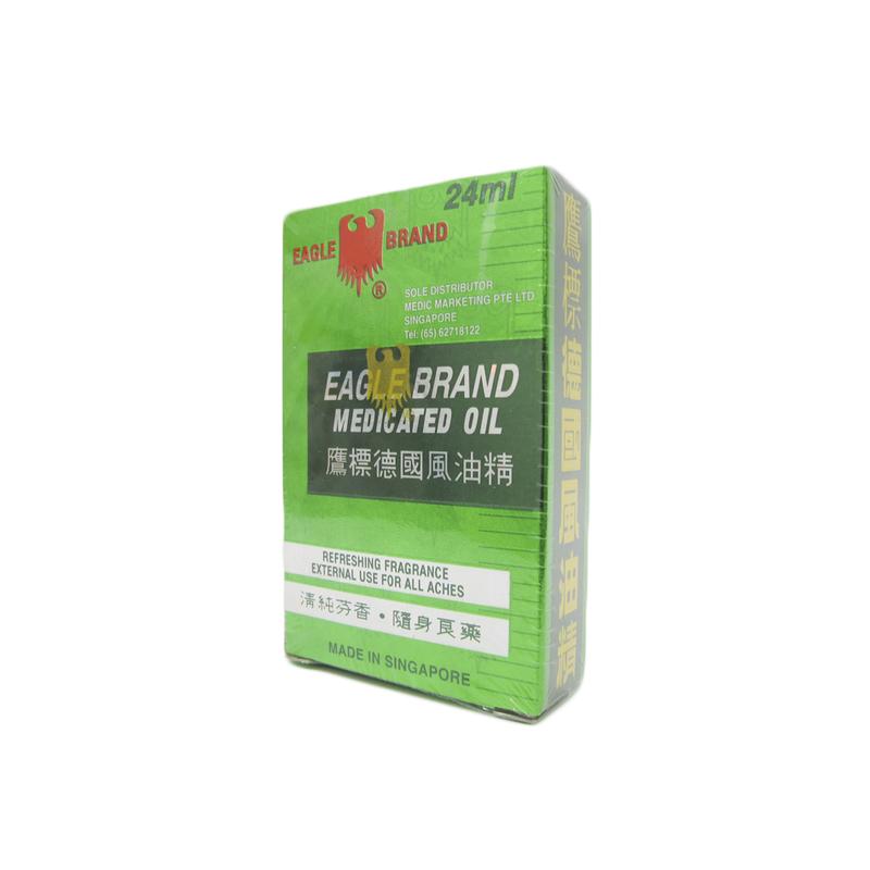 Eagle Medicated Oil, 24ml