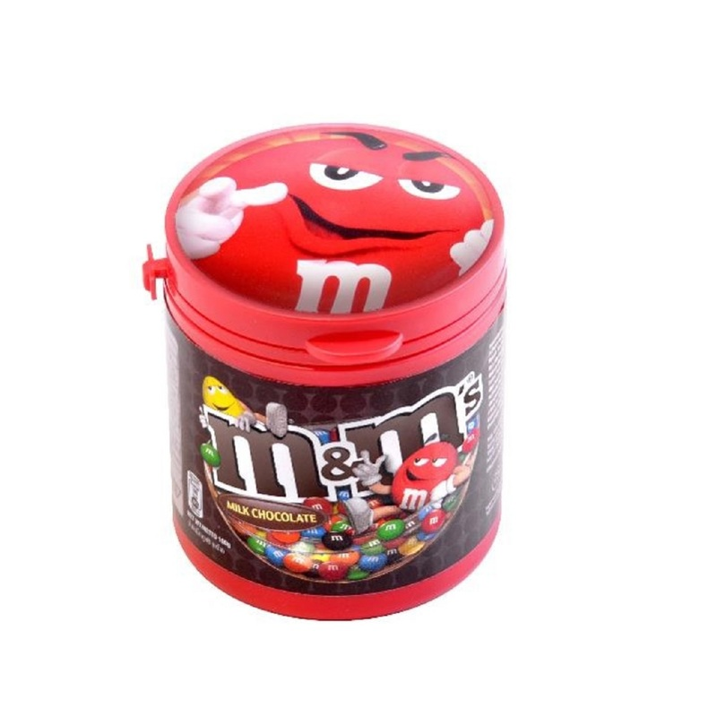 M&M's Milk Bottle 100g