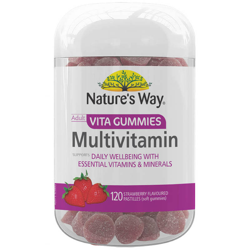 Nature's Way Adult Vita Gummies MultiVitamin 120S
