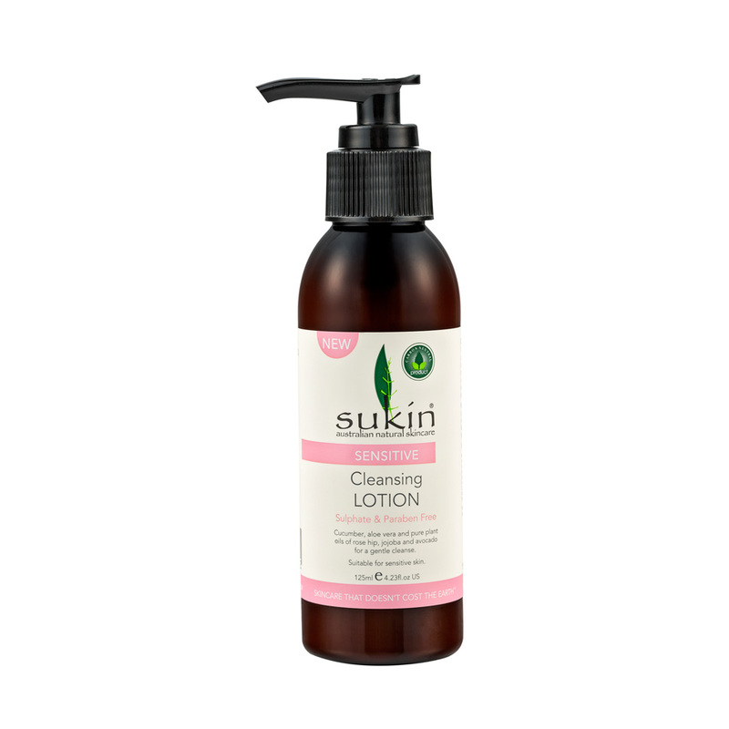 Sensitive Cleansing Lotion, 125ml