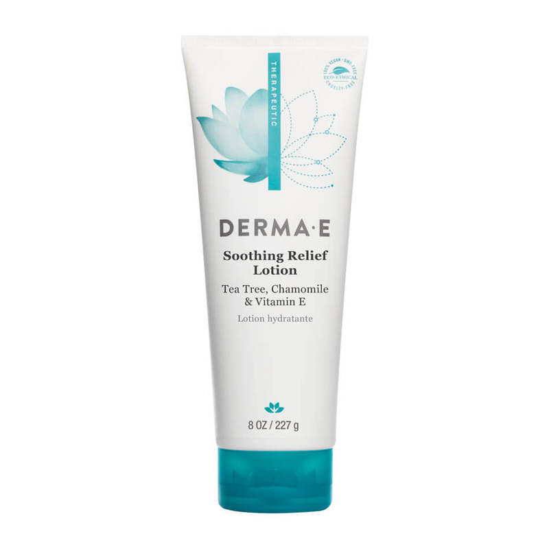 Derma E Soothing Relief Lotion, 227g