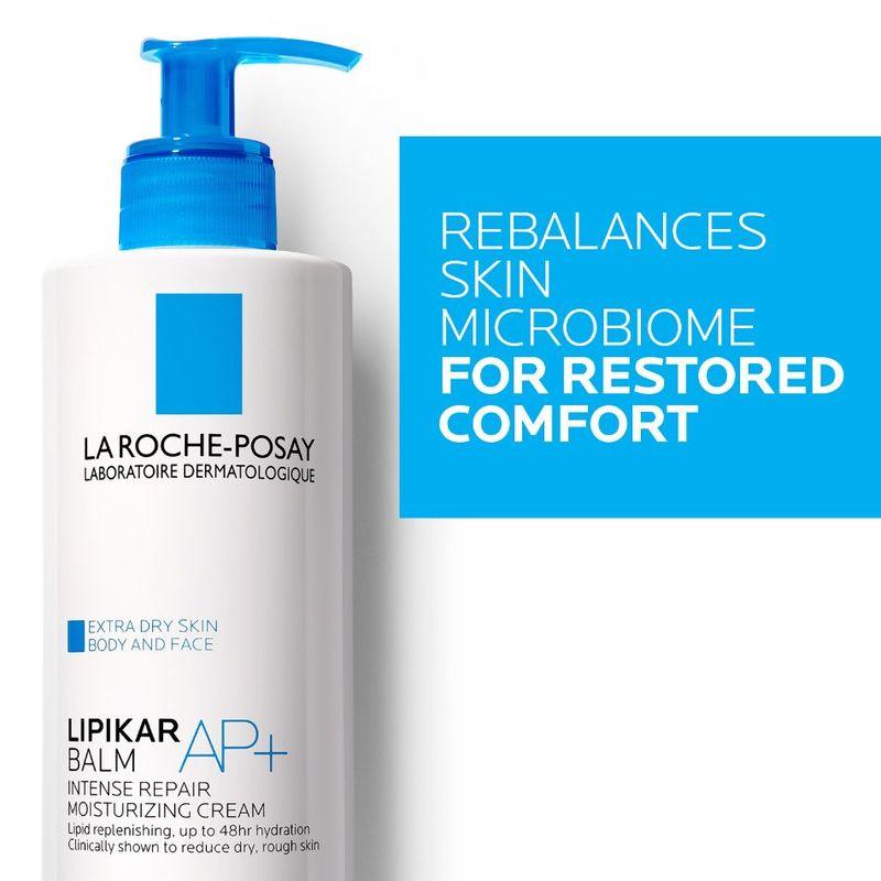 La Roche-Posay Lipikar Baume AP+ Body Balm, 400ml