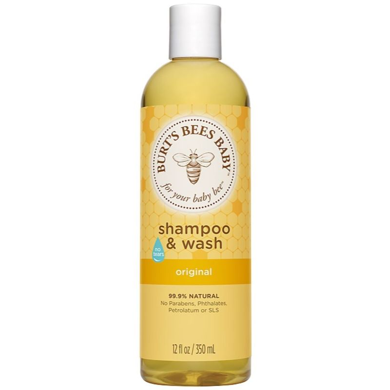 Burt's Bees Shampoo And Wash (Original) 350mL