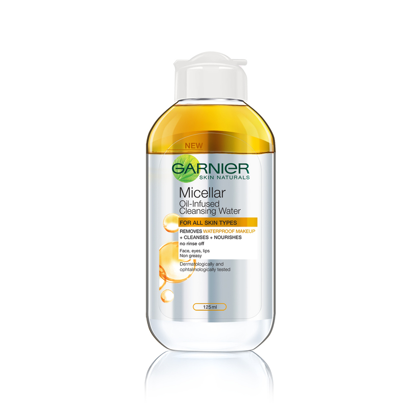 Garnier Argan Micellar Water, 125ml