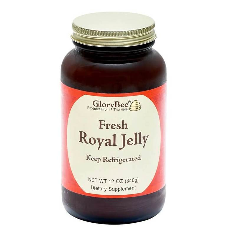 Glorybee Honey Fresh Royal Jelly 12oz