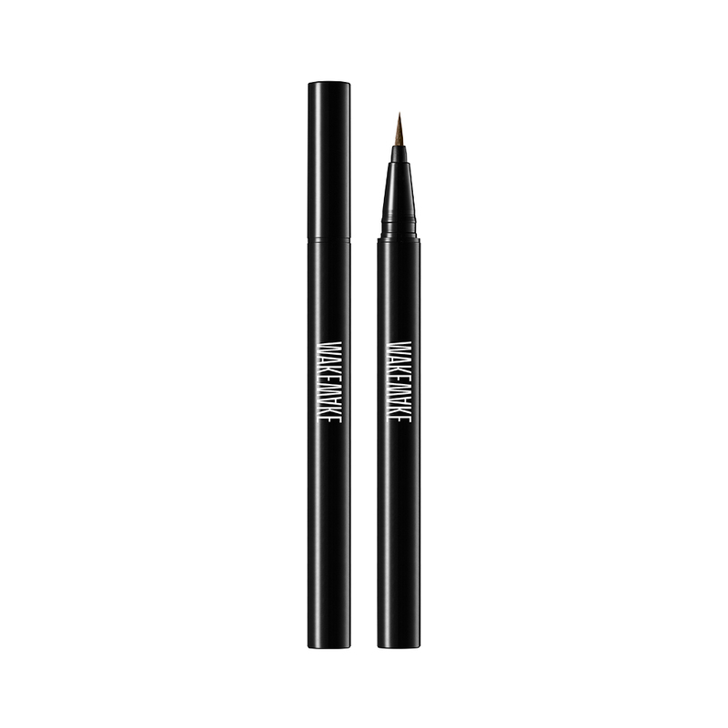 Wakemake Any-Proof Pen Eyeliner 02 Brown 0.5g