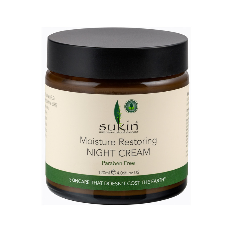 Moisture Restoring Night Cream, 120ml