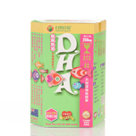 Natural Square Deep Sea Fish Oil DHA Junior 60pcs