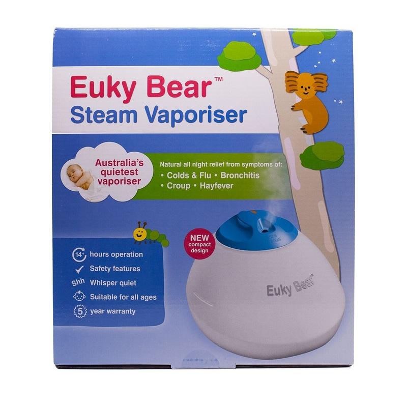 Euky Bear Steam Vaporiser, 1kg