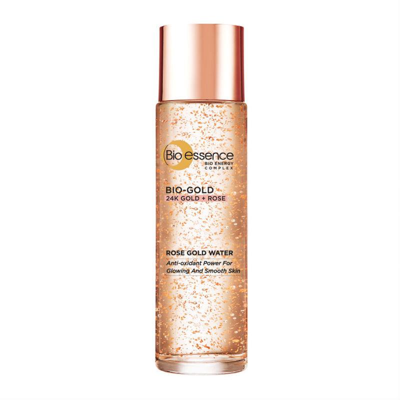 Bio-essence Bio-Gold Rose Gold Water, 100ml