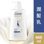 Dove多芬深層修護潤髮乳660毫升