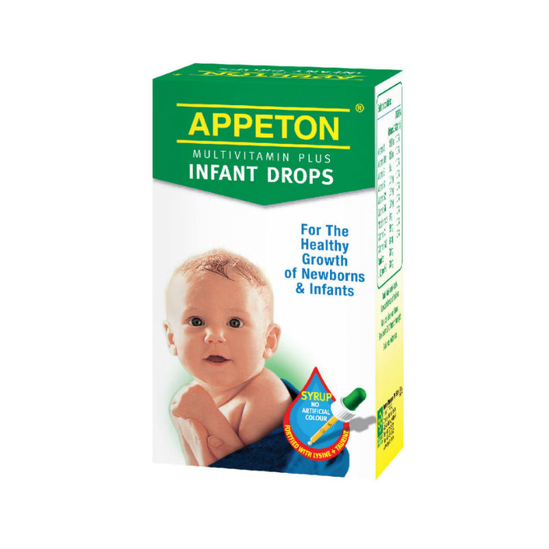 Appeton Multivitamin Plus Infant Drop, 30ml