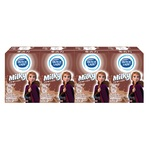 Dutch Lady Milky Chocolate Milk Beverage 110mLx4